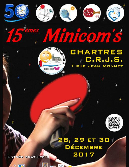 Minicom's 2017 au CRJS de Chartres