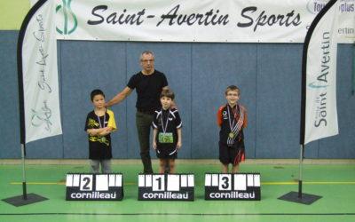 Top régional des -10 ans à Saint Avertin