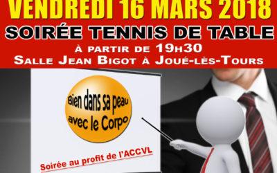 Soirée Entreprises à Joué lès Tours