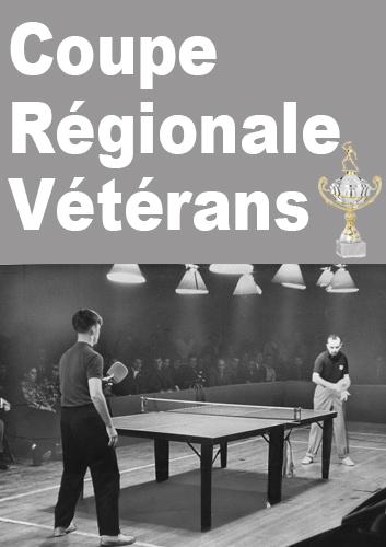 La Coupe régionale Vétérans à Fondettes