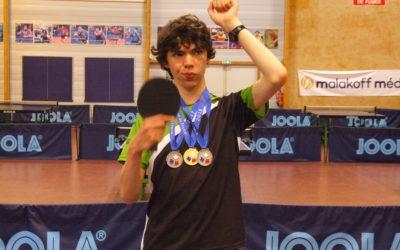 Championnat de France Jeunes sport adapté à La Roche sur Yon