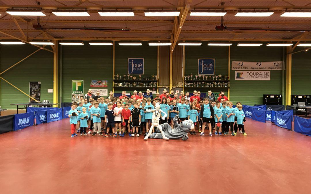 Open -10 ans à Joué lès Tours