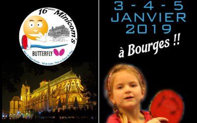 Minicom's 2018-2019 au CREPS de Bourges
