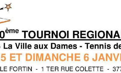Tournoi régional de La Ville aux Dames