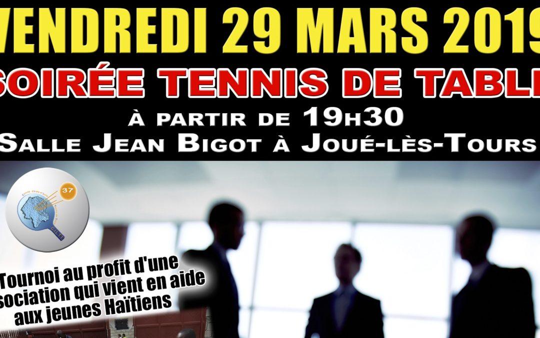 Soirée inter-entreprises à Joué-lès-Tours