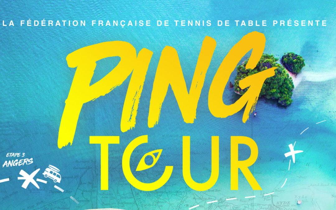 Ping Tour à Cinq Mars La Pile