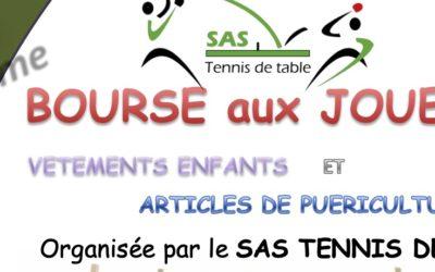 Bourse aux jouets à Saint Avertin