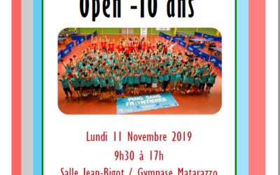 Open – 10 ans à Joué-lès-Tours