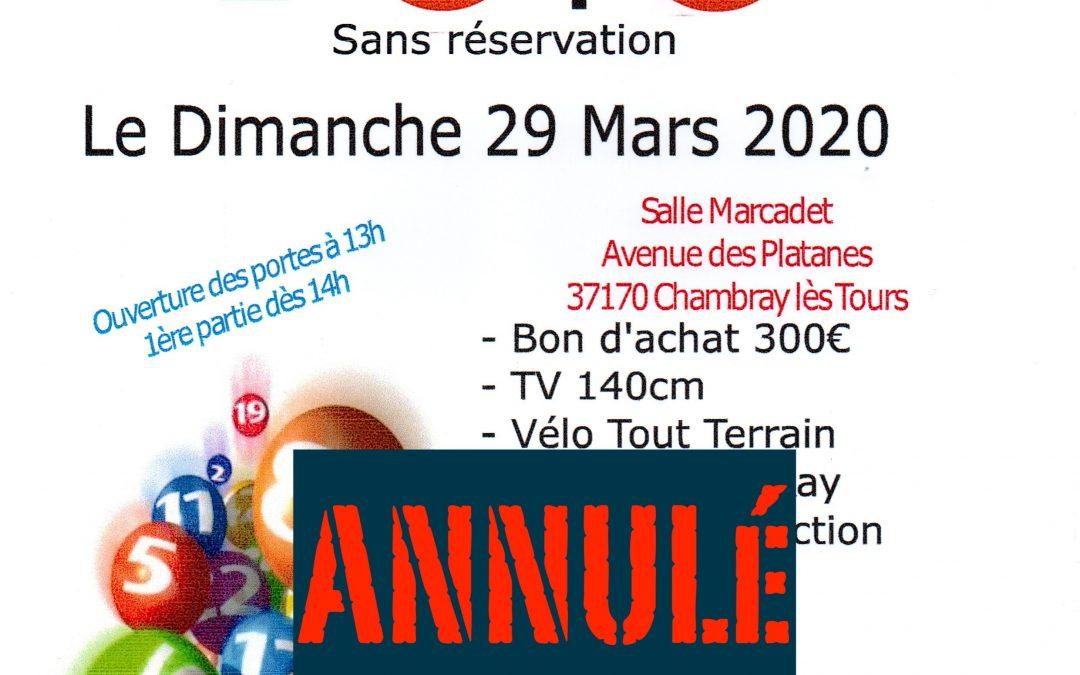 Loto à Chambray-lès-Tours